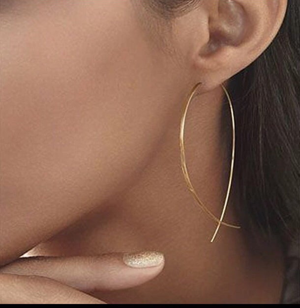 Image of Hooked Earrings