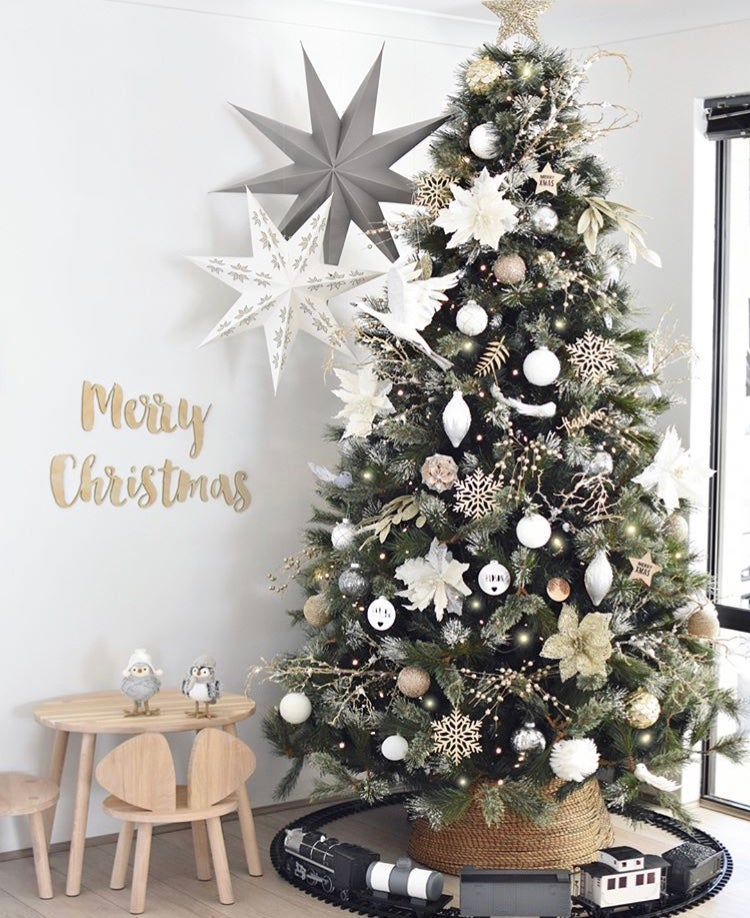 Image of 'MERRY CHRISTMAS' WALL WORDS