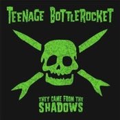 Image of Teenage Bottlerocket Tour Leftover cd