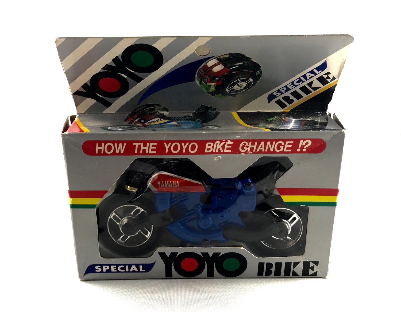 Image of Rare Yamaha Tranforming Motorcycle Yo-Yo
