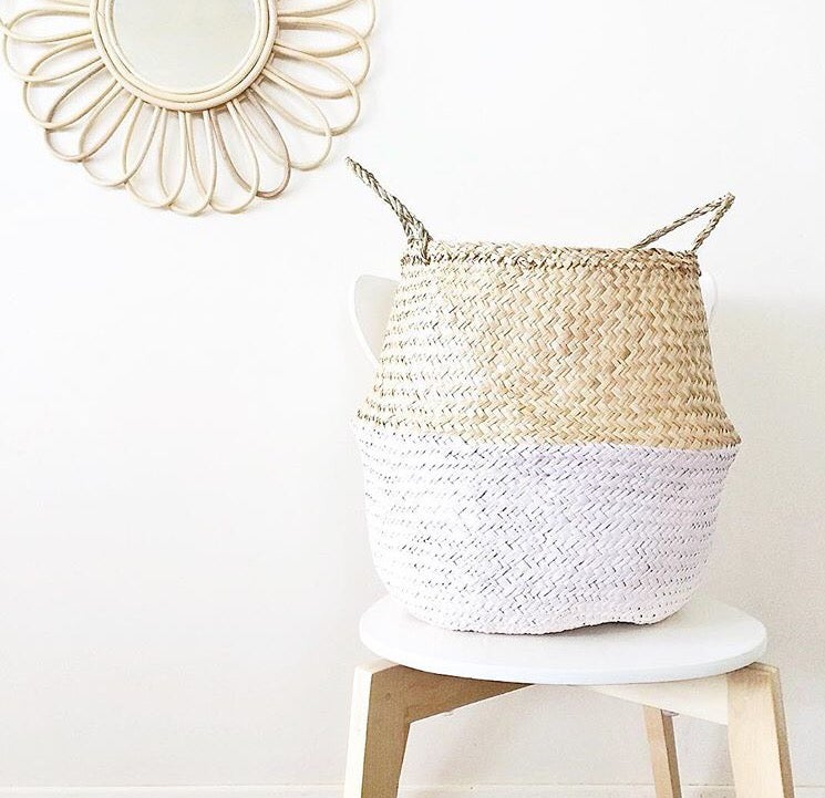 Image of SEAGRASS BASKET