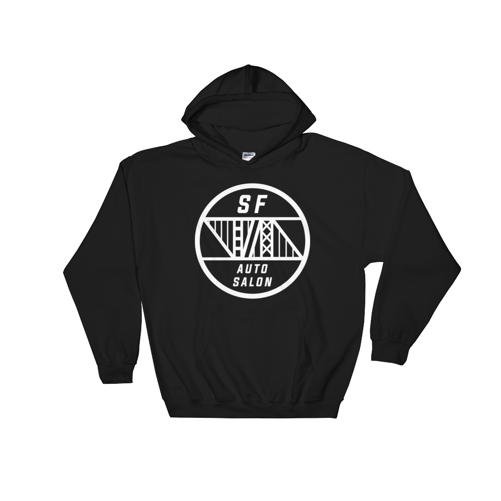 Image of San Francisco Auto Salon 2018 Hoodie