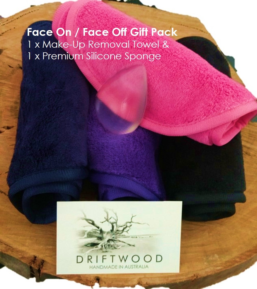 Image of Driftwood Face On / Face Off Gift Pack