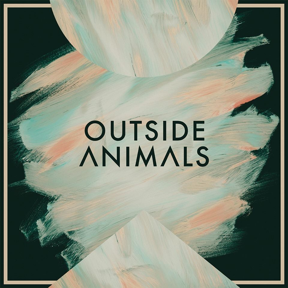 Image of Outside Animals EP on CD