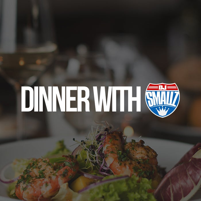Image of Dinner With DJ Smallz