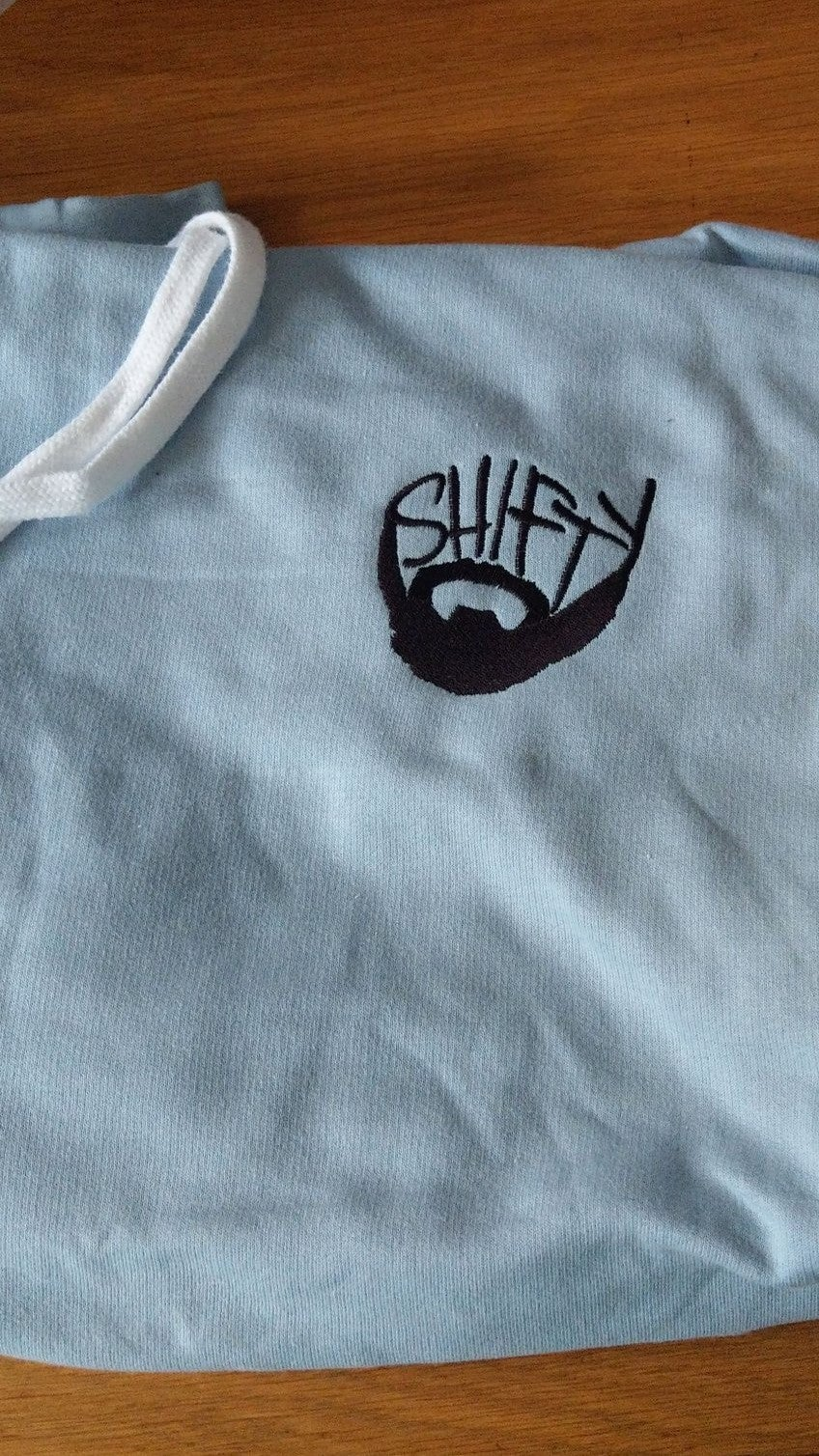 Image of Shifty Sky Blue Hoodie
