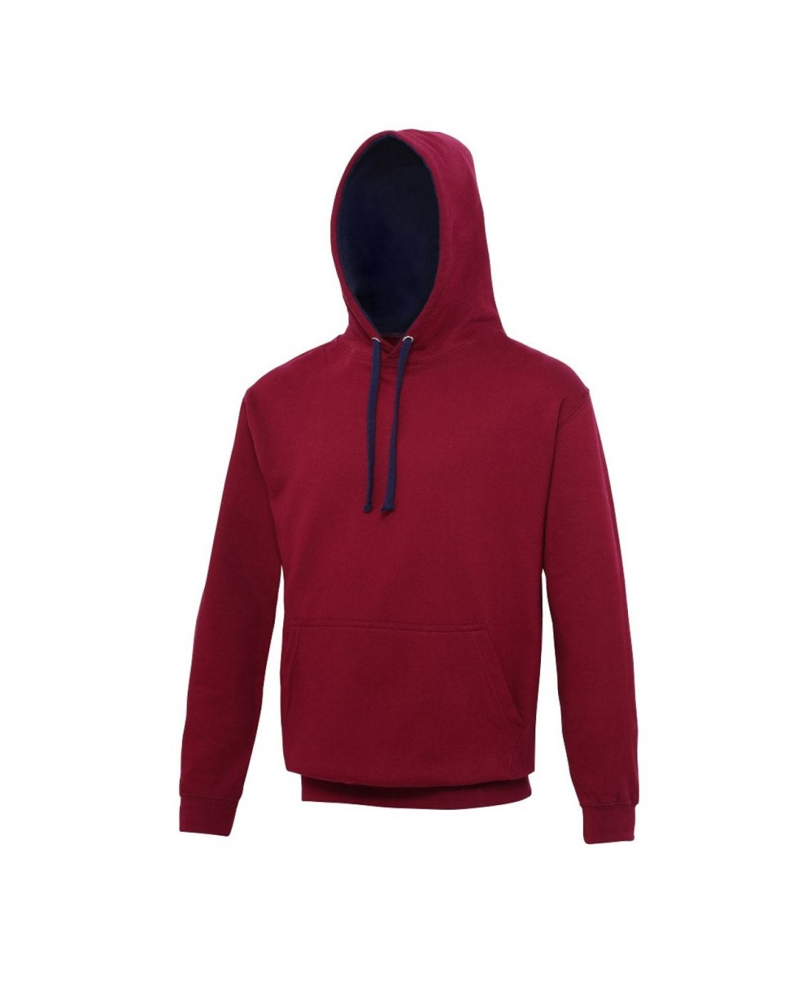 Image of Shifty Burgundy/Navy Hoodie