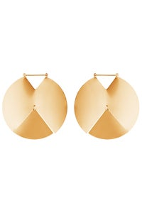 Image of DELTA Earring Gold