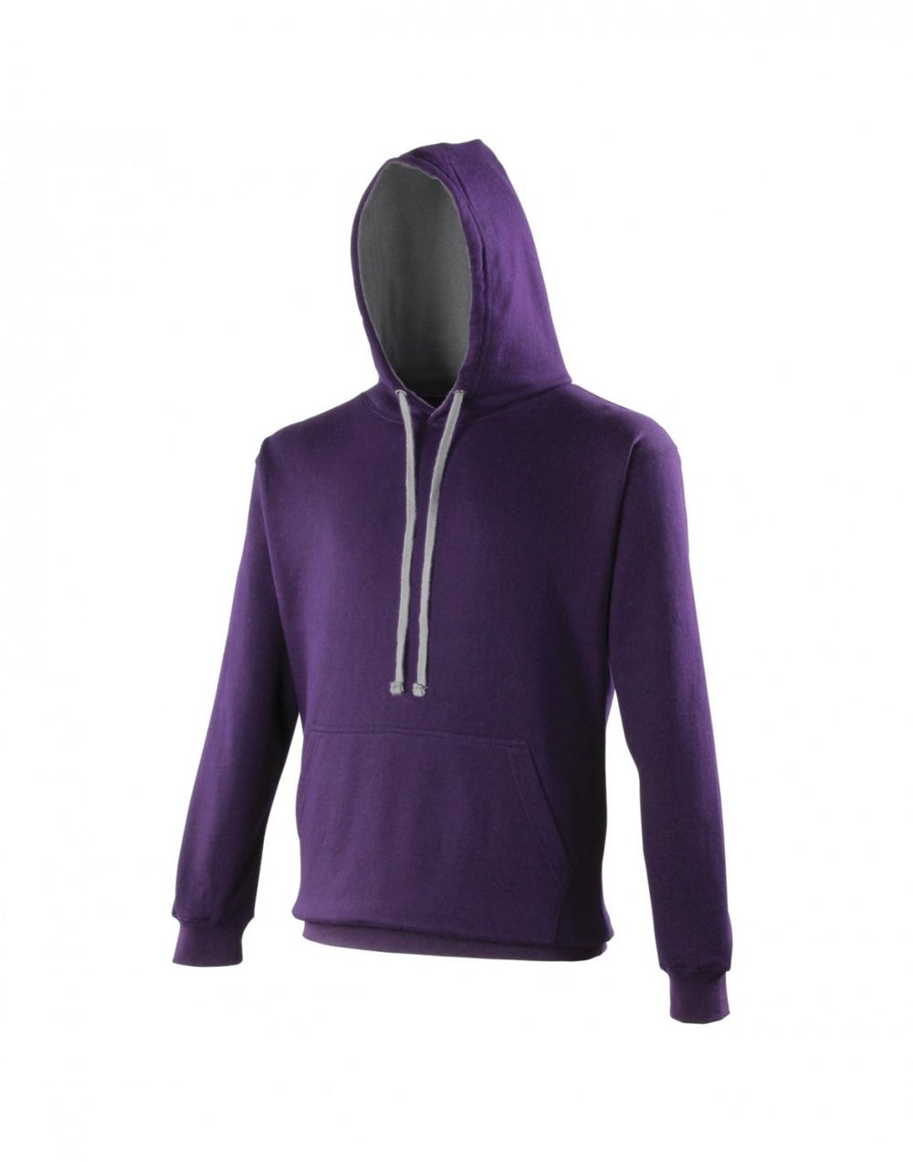 Image of Shifty Purple/Grey Hoodie