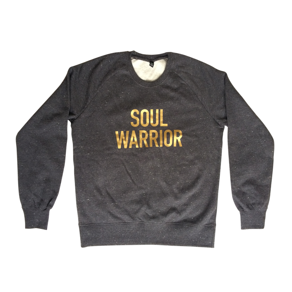 Image of Soul Warrior Gold Sweater