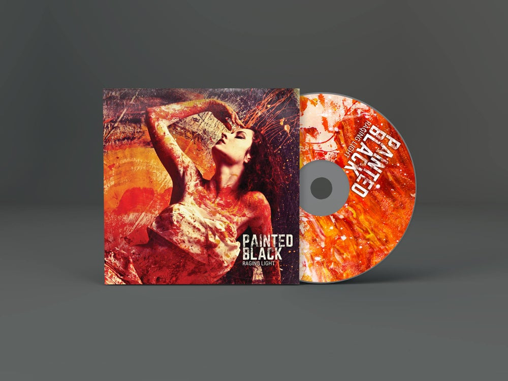Image of 'Raging Light' (Digipack CD)