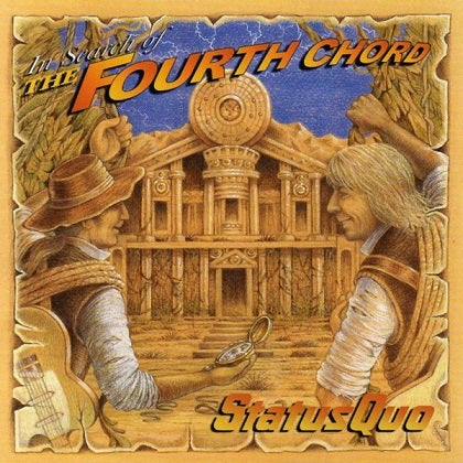 Image of STATUS QUO - In Search Of The Fourth Chord & Quid Pro Quo - Édition 2CD digipack