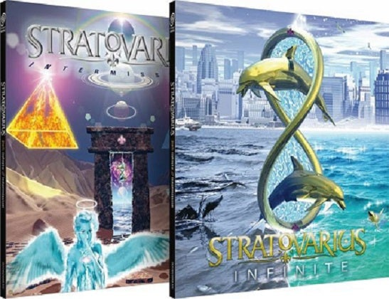 Image of STRATOVARIUS - Infinite & Intermission - Édition 2CD digipack
