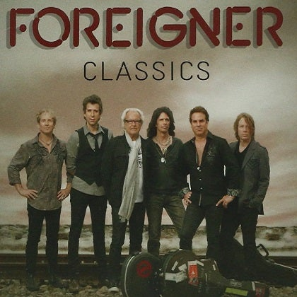 Image of FOREIGNER - Foreigner Classics - CD Cristal