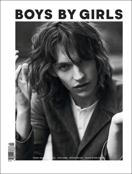 Image of BOYS BY GIRLS ISSUE 12 | YOUNG HEARTS | PRINT ISSUE | FASHION COVER