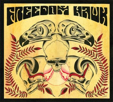 Image of Freedom Hawk - S/T CD