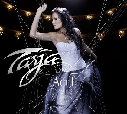 Image of TARJA TURUNEN - Act 1 - Blu-Ray