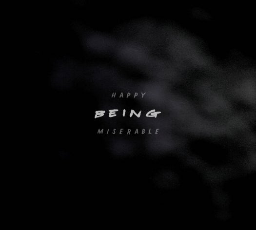 Image of Happy Miserable EP CD