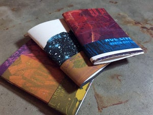 Image of 3 Pack of Test Print Sketchbooks