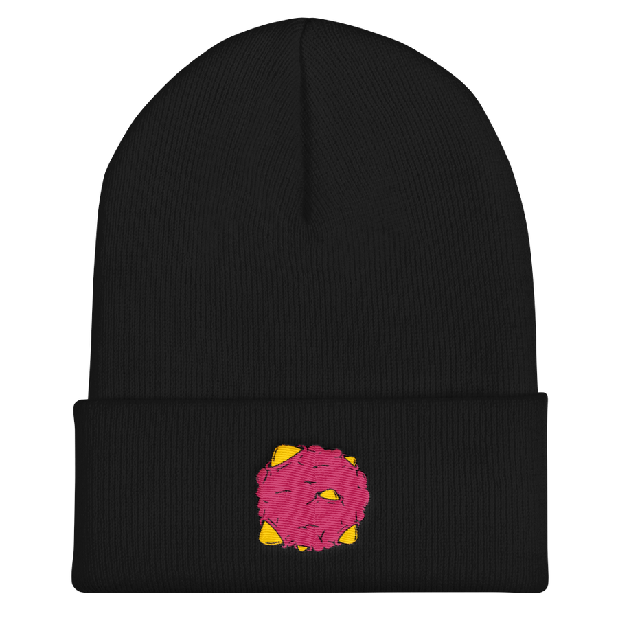 Image of HDM Planet Beanie Black