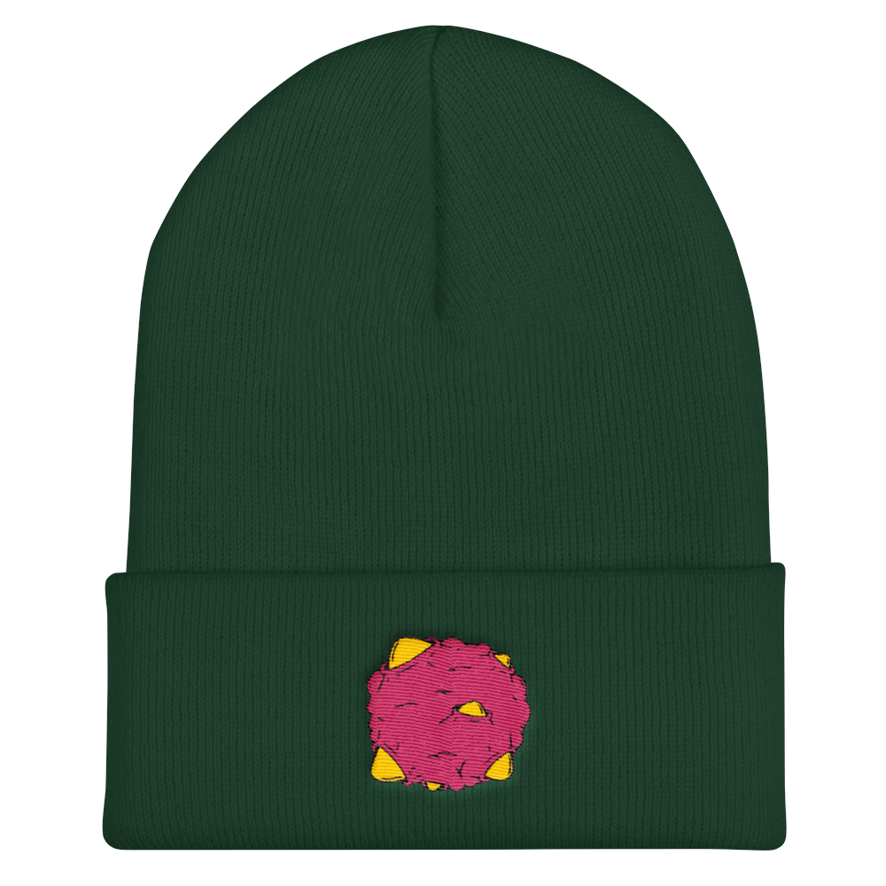 Image of HDM Planet Beanie Green