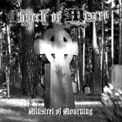 "Image of CHURCH OF MISERY (USA) ""Minstrel of Mourning"" CD"