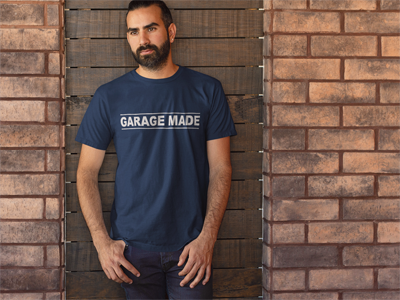 Image of Garage Made Tee