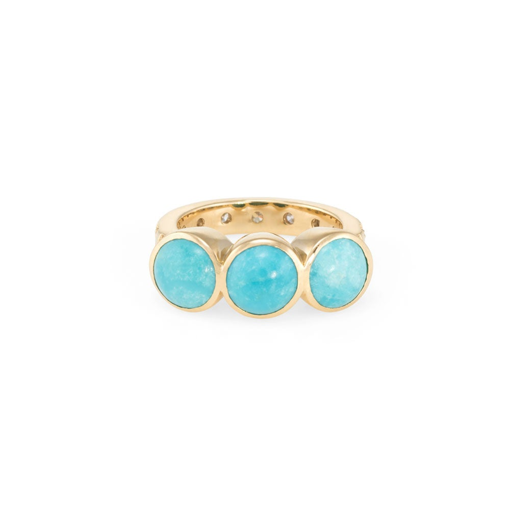 Image of Turquoise Wexler Ring