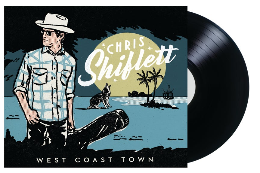 Chris Shiflett - West Coast Town (LP)
