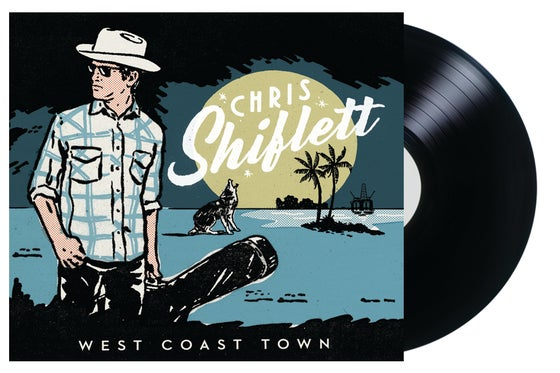 Image of Chris Shiflett - West Coast Town (LP)