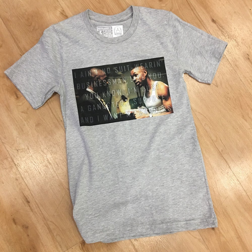 Image of Through the Wire - I suppose tee