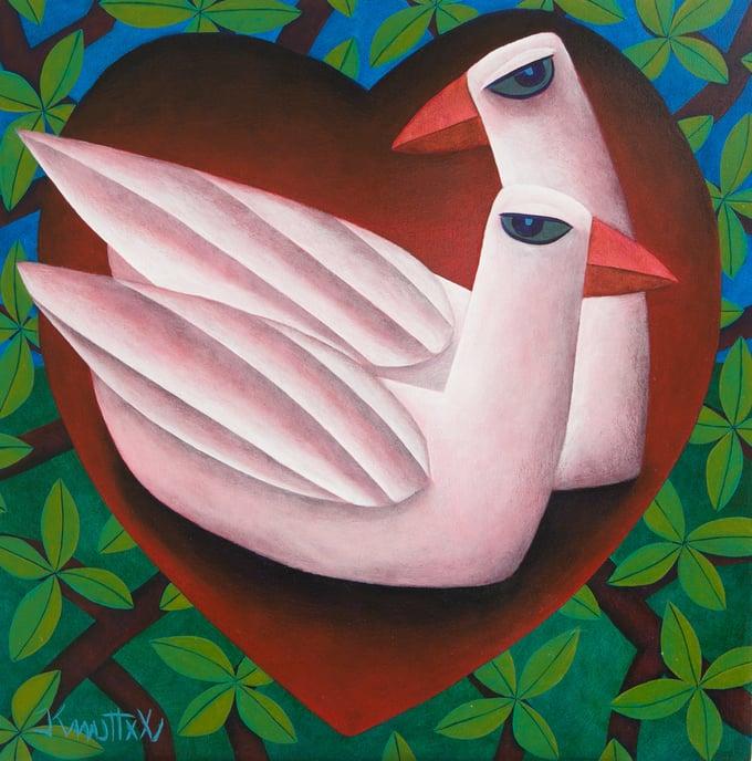 Image of LOVE BIRDS