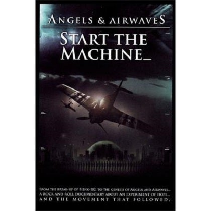Image of ANGELS AND AIRWAVES - Start The Machine - DVD