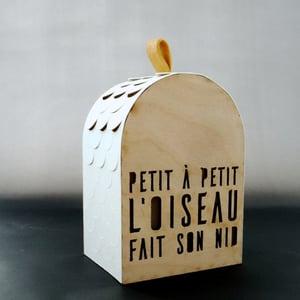 Image of Lüpiote Petit à Petit l'oiseau