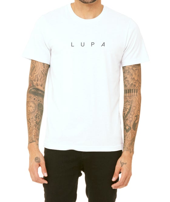 Image of Lupa White T-Shirt HALF PRICE