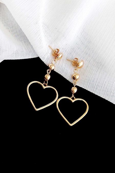 Image of HEART'S DESIRE EARRINGS