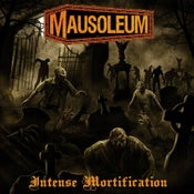 "Image of MAUSOLEUM / HAEMOPHAGUS split 7"" EP (vinyl)"