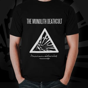 "Image of ""Human Detonator"" T-shirt"