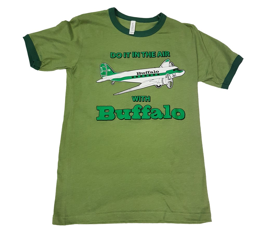 Image of Discontinued - Do It In The Air Shirt