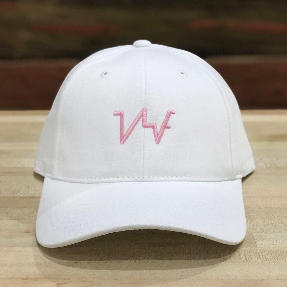 Image of VMF x Pontela White / Pink