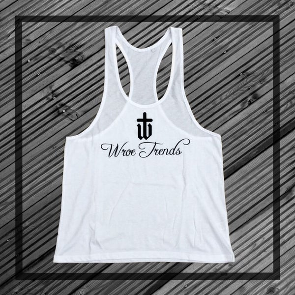 Image of ORIGINAL MUSCLE VEST • WHITE