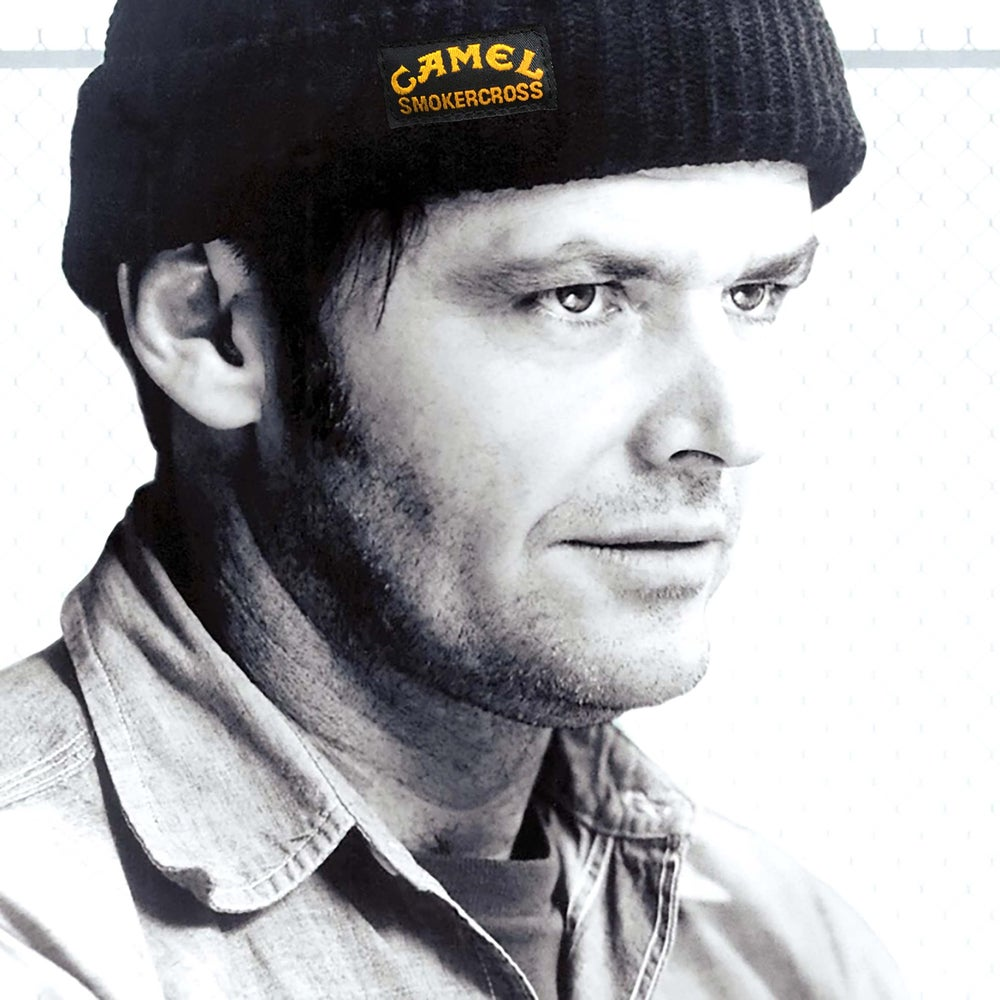 Image of CAMEL SMOKERCROSS BEANIE