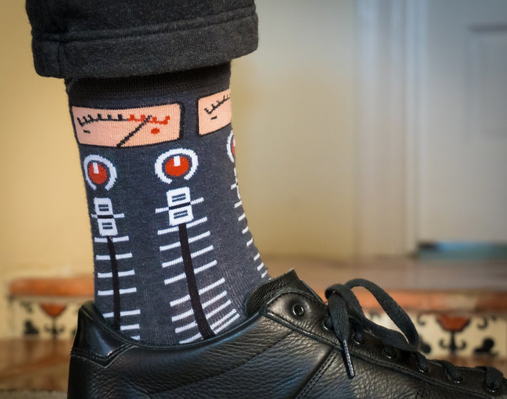 Image of Fader Socks