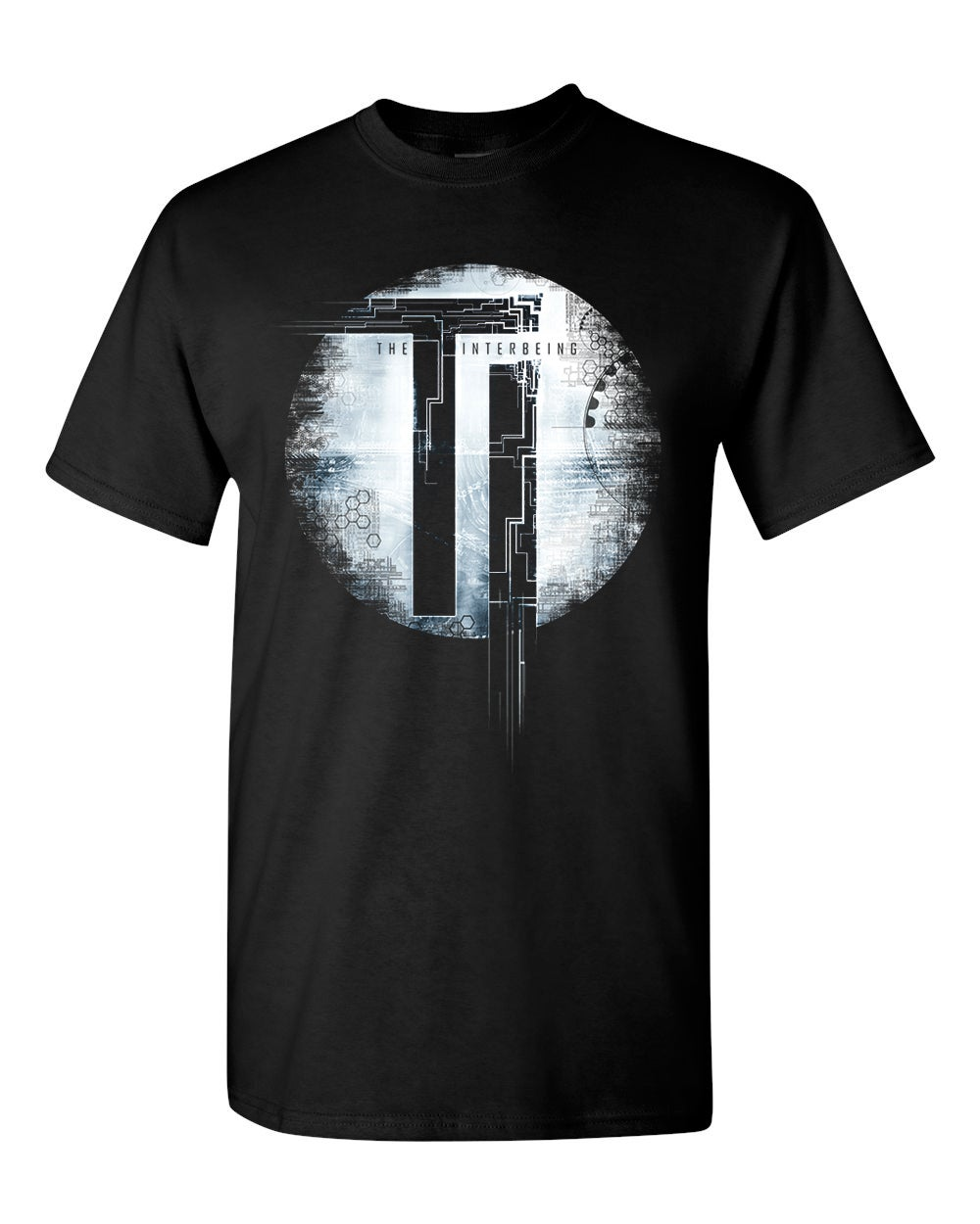 Image of TI Logo Shirt Black