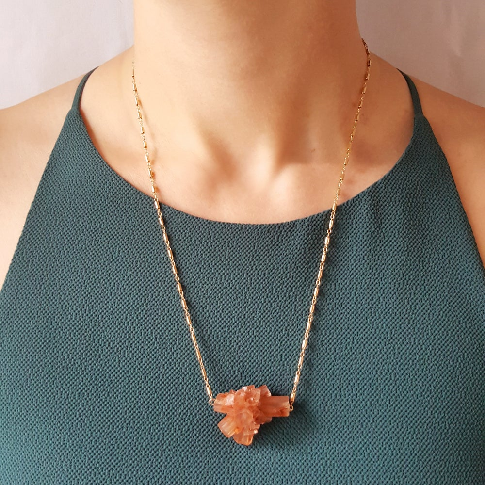 Image of Earth Necklace