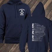 Image of The Map:  Hoodie
