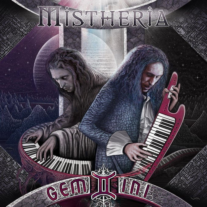 Image of MISTHERIA - Gemini [Digipak Edition]