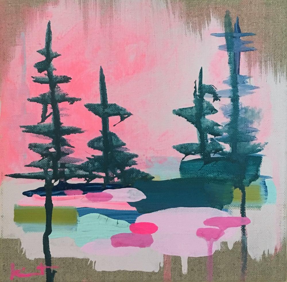 Image of Pink Sky Night No. 21 (opera, amazon, palest cotton candy)