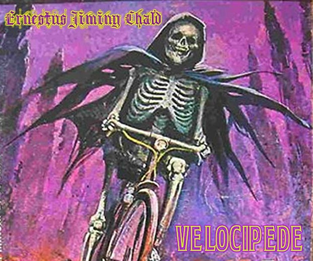 Image of Velocipede (CD)