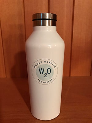 Image of Corkcicle White Water Bottle